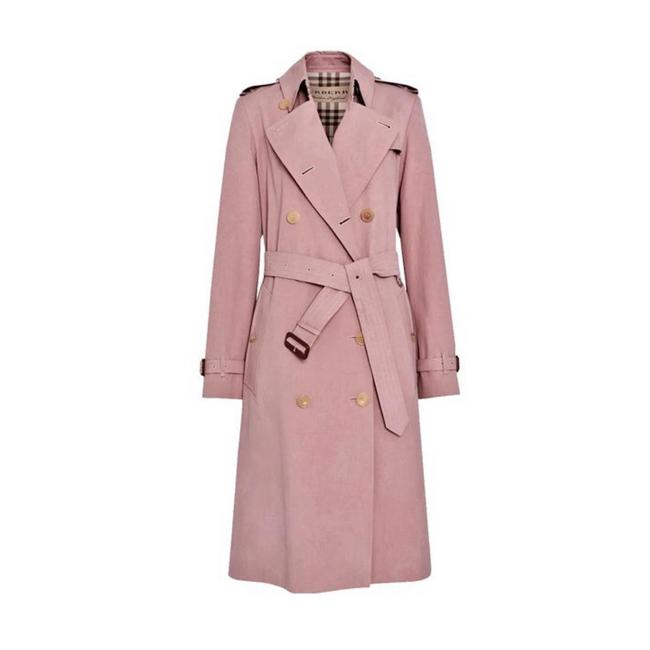Item - Pink Kensington Chalk Coat Jacket Size 10 (M)