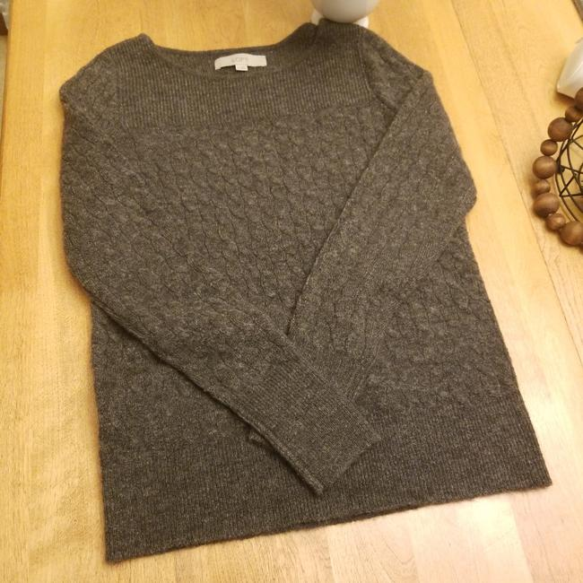 Item - Boatneck Medium Gray Sweater
