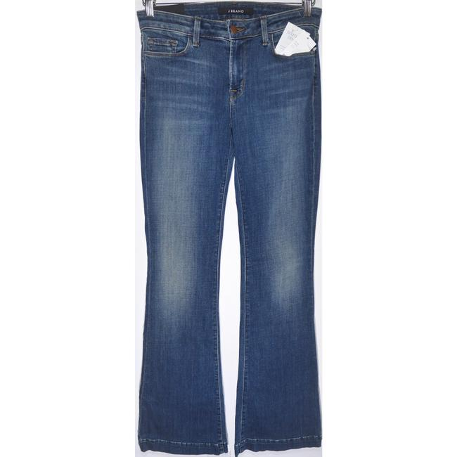 Item - Ingenue 807 Another Love Story Mid Rise Kick Flare Leg Jeans Size 27 (4, S)