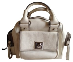 Banana Republic Off-white Handbag Satchel
