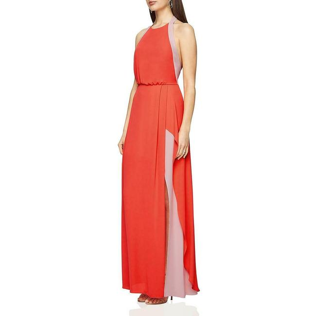 Item - Amber Womens Camillia Colorblock Sleeveless Casual Maxi Dress Size OS (one size)