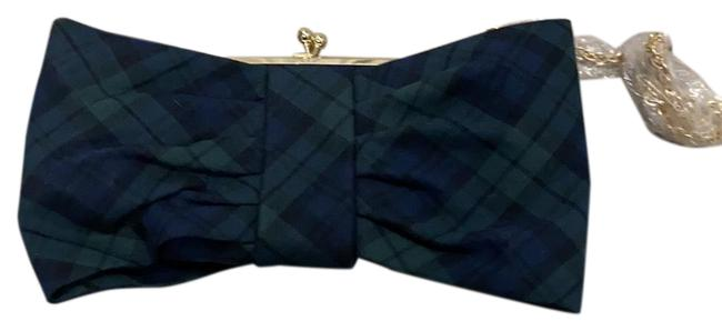 Item - Green and Black Clutch