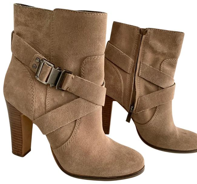 Item - Tan Connolly Boots/Booties Size US 7.5 Regular (M, B)