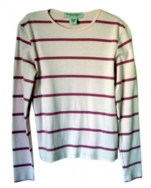 Preload https://item4.tradesy.com/images/banana-republic-pinkpink-long-sleeve-tee-shirt-size-6-s-28538-0-0.jpg?width=400&height=650