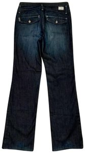 Paige Trouser/Wide Leg Jeans-Coated