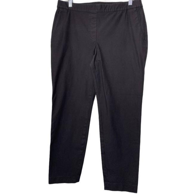 Theory Black Thaniel Approach Stretch Pants Size 10 (M, 31) Theory Black Thaniel Approach Stretch Pants Size 10 (M, 31) Image 1