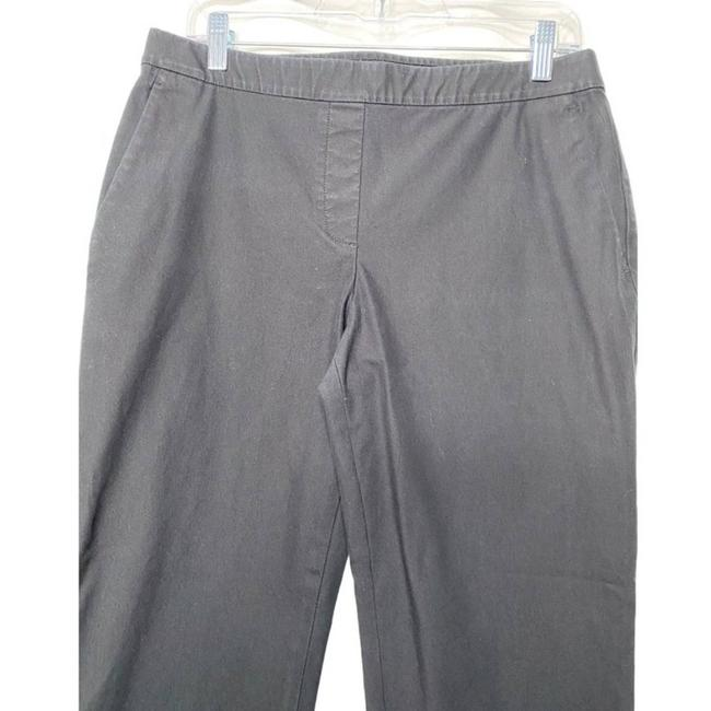 Theory Black Thaniel Approach Stretch Pants Size 10 (M, 31) Theory Black Thaniel Approach Stretch Pants Size 10 (M, 31) Image 2