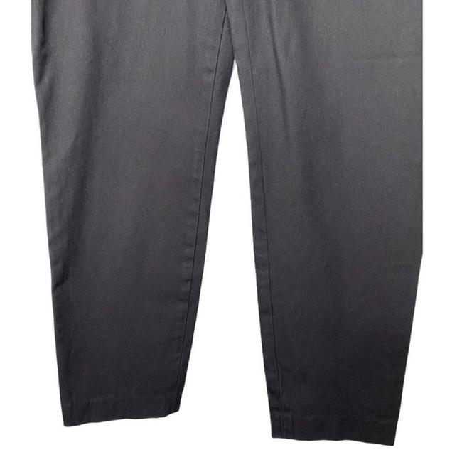 Theory Black Thaniel Approach Stretch Pants Size 10 (M, 31) Theory Black Thaniel Approach Stretch Pants Size 10 (M, 31) Image 3
