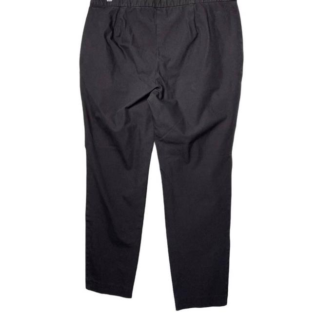 Theory Black Thaniel Approach Stretch Pants Size 10 (M, 31) Theory Black Thaniel Approach Stretch Pants Size 10 (M, 31) Image 4
