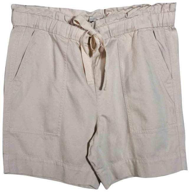 Item - Cream Frye Pescale Paperbag New Shorts Size 8 (M, 29, 30)