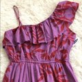 Old Navy Purple Pink One Shoulder Mid-length Short Casual Dress Size 22 (Plus 2x) Old Navy Purple Pink One Shoulder Mid-length Short Casual Dress Size 22 (Plus 2x) Image 4