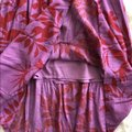 Old Navy Purple Pink One Shoulder Mid-length Short Casual Dress Size 22 (Plus 2x) Old Navy Purple Pink One Shoulder Mid-length Short Casual Dress Size 22 (Plus 2x) Image 5