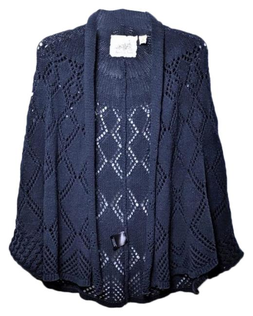 Item - Blue Angel Of The North Batwing Cardigan Size 4 (S)