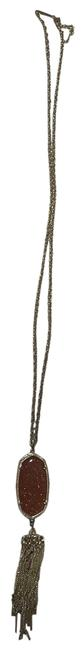 Item - Glitter Brown Rayne Necklace
