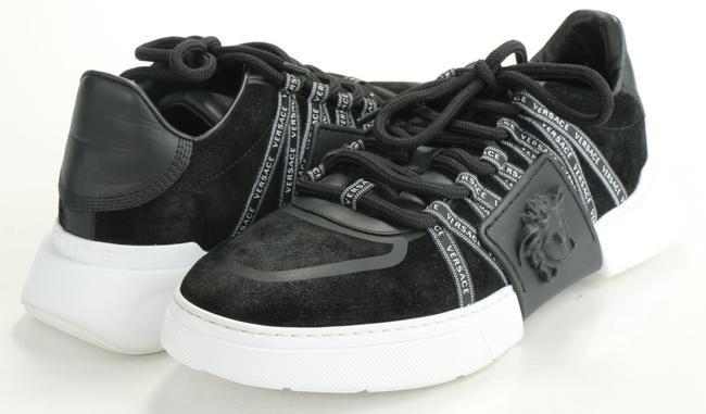 Item - Black Suede Trainers Shoes