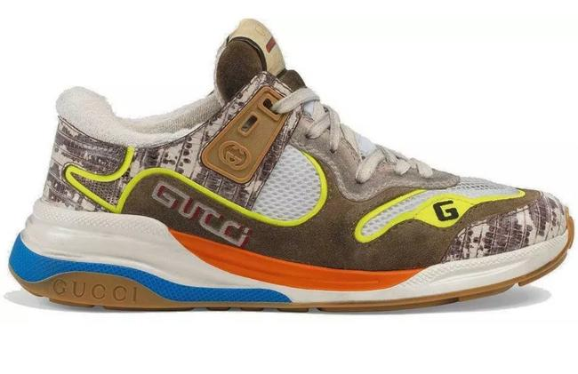 Item - Multicolor New Ladies Current Ultrapace Color Leather Logo 37/7 Sneakers Size US 7 Regular (M, B)