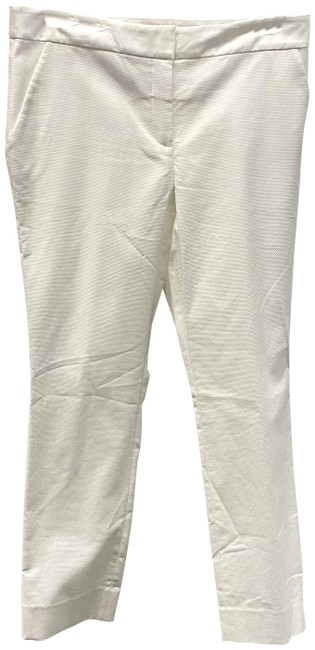 Item - White Tapered Pants Size 14 (L, 34)