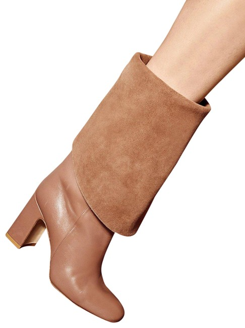 Item - Taupe Lucinda Tall Leather Boots/Booties Size US 6 Regular (M, B)