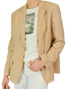 Item - Beige Brown 40 (4) Two Button Blazer