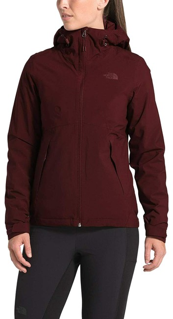 The North Face Red XS 3 In 1 Carto Triclimate Waterproof Hood Jacket Coat Size 0 (XS) The North Face Red XS 3 In 1 Carto Triclimate Waterproof Hood Jacket Coat Size 0 (XS) Image 1