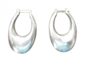 Other Sterling Silver Hoops