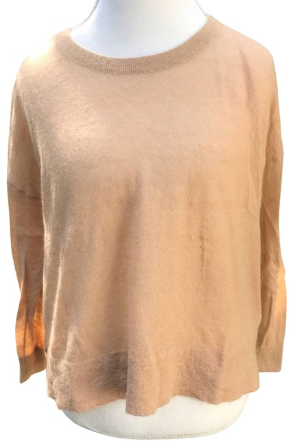 Item - Italian Yarn Camel Tan Sweater