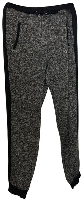 Lexico Fashion Grey Sm Draw String Polyester Jogger Activewear Bottoms Size 6 (S) Lexico Fashion Grey Sm Draw String Polyester Jogger Activewear Bottoms Size 6 (S) Image 1