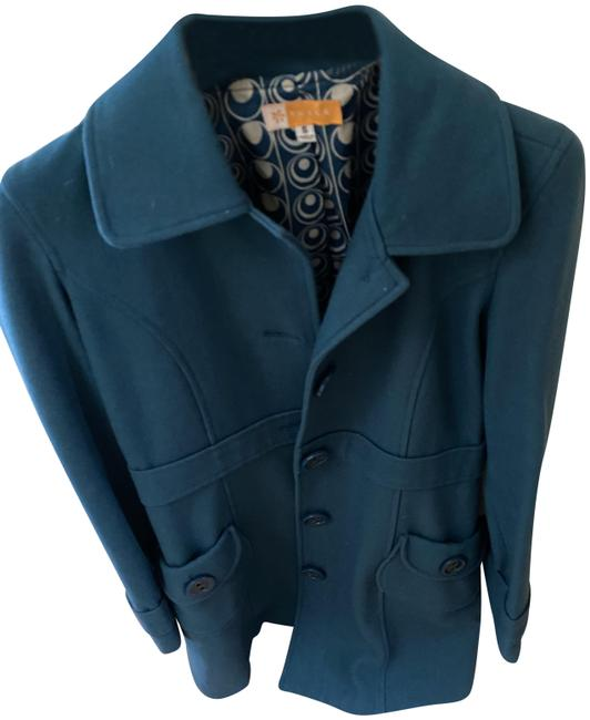 Item - Blue 7348 Coat Size 4 (S)