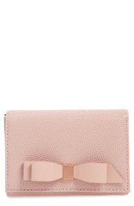 Ted Baker Ted Baker Leonyy Bow Mini Purse