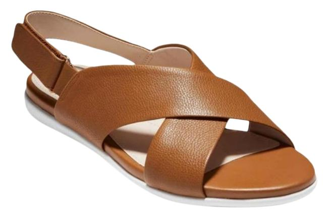 Item - Brown Grand Ambition Leather Sandals Size US 11 Regular (M, B)