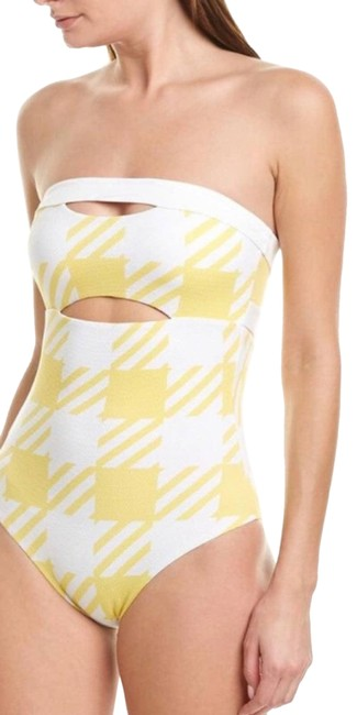 Item - Yellow Natalie Swimsuit S One-piece Bathing Suit Size 4 (S)