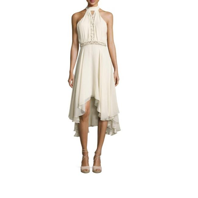 Item - Cream The Free Spirit Lace-up Night Out Dress Size 2 (XS)