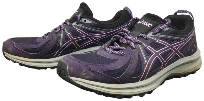 Item - Purple & Black Frequent Trail Running Sneakers Size US 8.5 Regular (M, B)