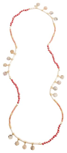 Item - Pink Single-strand Beaded Necklace