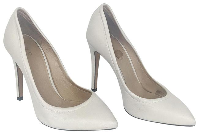 Item - Off-white 'samelet' Leather Classic Pointed Pumps Size EU 36 (Approx. US 6) Regular (M, B)