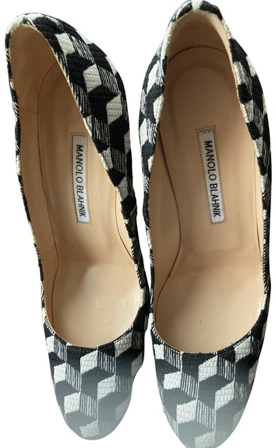 Item - Black and White Formal Shoes Size US 8 Regular (M, B)