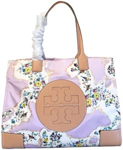 Tory Burch Tote in Pink Porcelain Floral