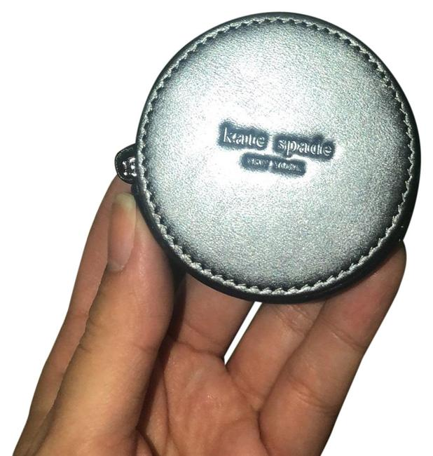 Item - Pewter Gray Small Compact Mirror