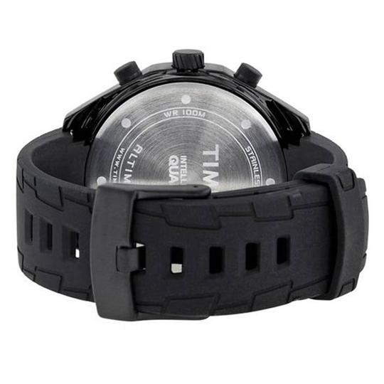 Guess Guess T2N729 Men's Black Analog Watch With Black Dial