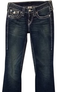 True Religion Boot Cut Jeans-Medium Wash