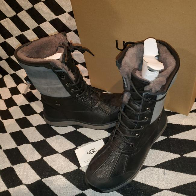 Item - Black Adirondack Iii Leather Wrp Boots/Booties Size US 7.5 Regular (M, B)