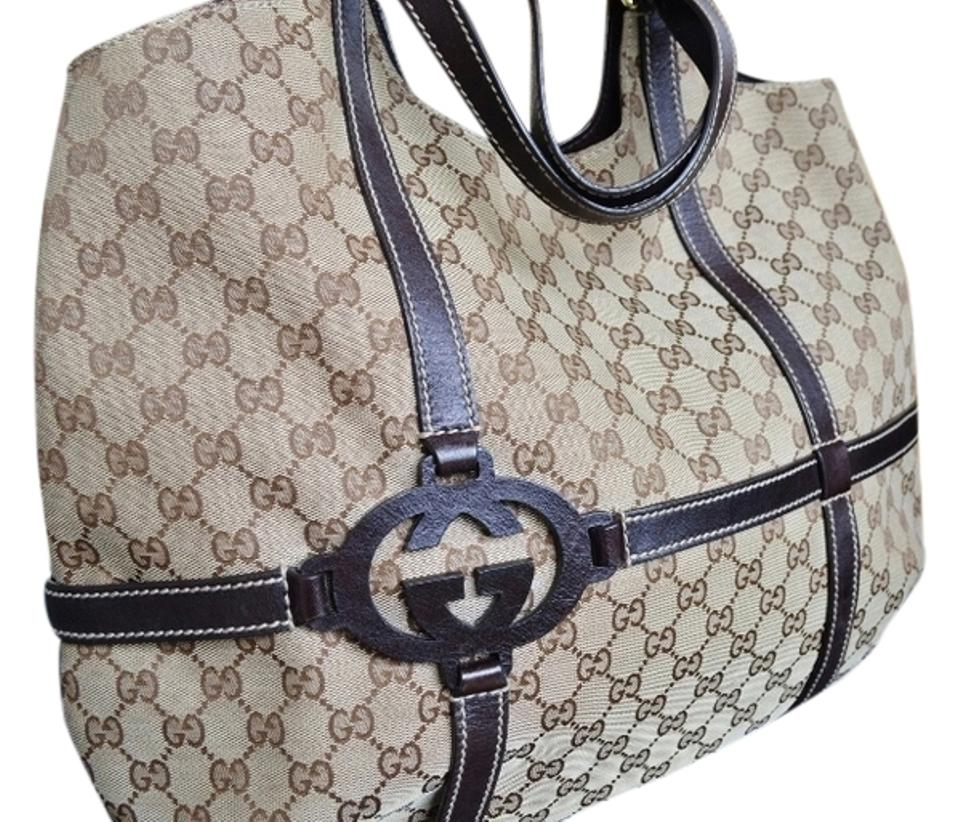 1e249e695207 Gucci Beige Brown Royal Hobo Bag Image 0 ...