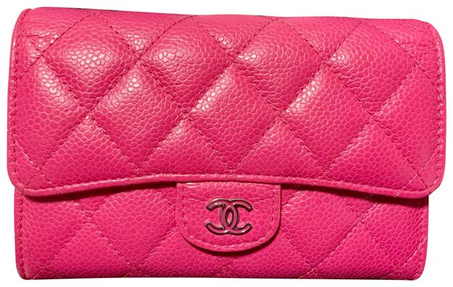 Item - Quilted Small Flap Wallet