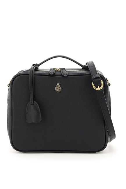 Item - Madison Zip Around Black Tote