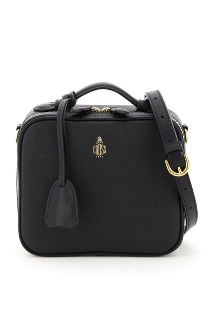 Item - Madison Mini Zip-around Black Tote