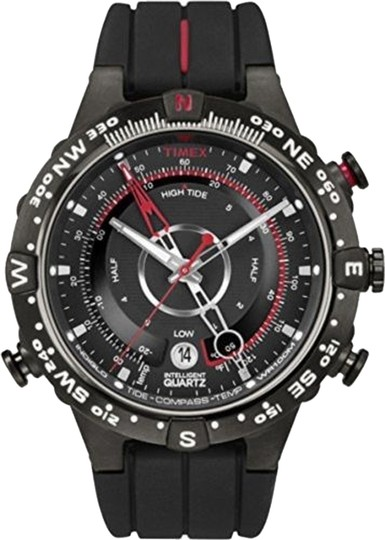 Guess Guess T2N720 Women's Black Analog Watch With Black Dial