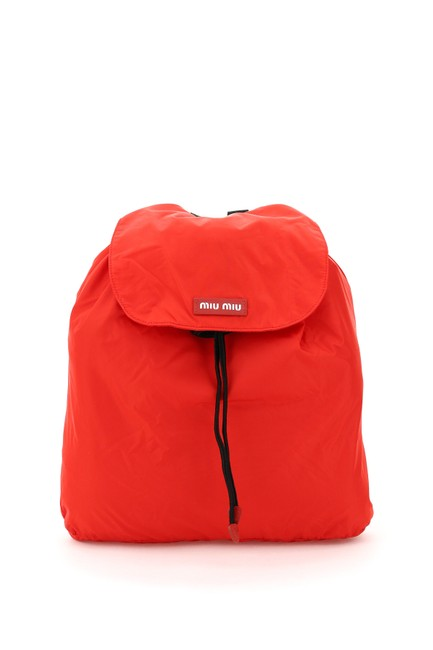 Item - Packable Nylon Multicolored Backpack