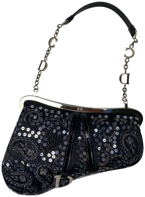 Item - Sequin Saddle Baguette