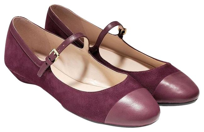 Item - Purple Phoenix Ballet Flats Size US 7.5 Regular (M, B)