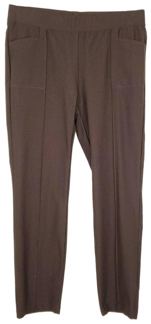 Item - Brown Pointe Ankle S Seamed High Rise Casual Work Pants Size 4 (S, 27)